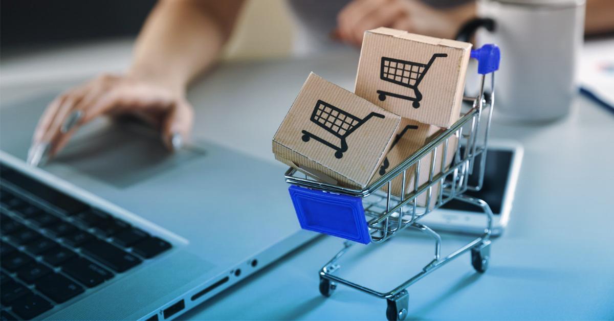 E-Commerce, Vender en internet