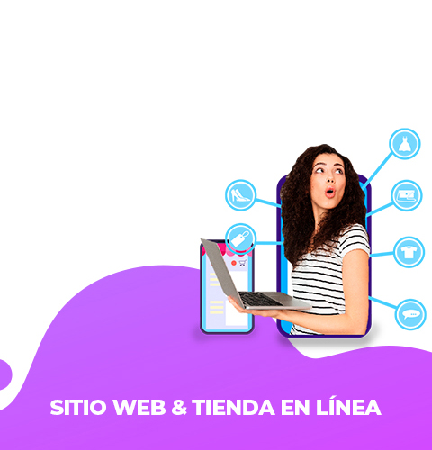 Marketing Digital, E-Commerce, SEO, Paginas Web, Branding, Identidad Corporativa, Fotografia, Diseño Grafico, Hosting, Hospedaje, Dominios, Seguridad SSL