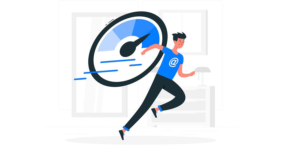 Velocidad de tu página web